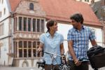 Discover historic town centres by bike