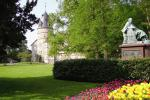 Detmold: Royal residence castle of Lippe
